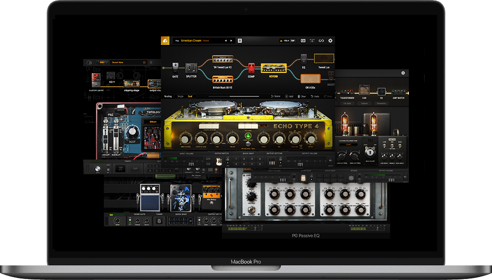 guitar rig macbook pro