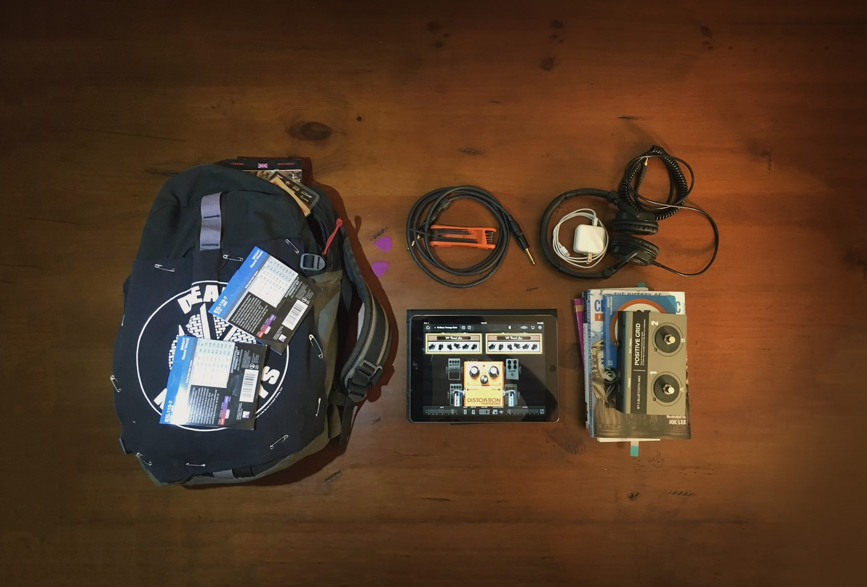 What's in your #BIASBackpack?