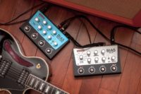 BIAS Modulation and Delay pedals
