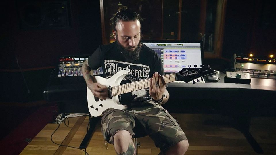 Diego Cavallotti of Lacuna Coil on BIAS FX